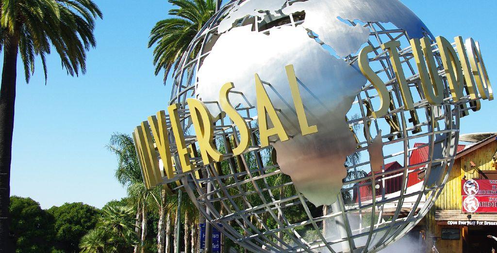 Los Angeles et ses studios de cinéma