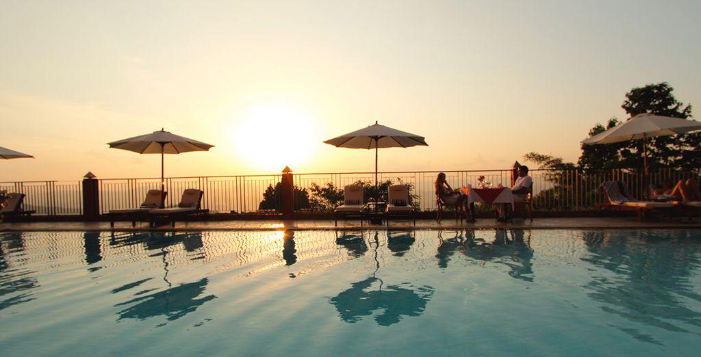 Un resort eco-friendly