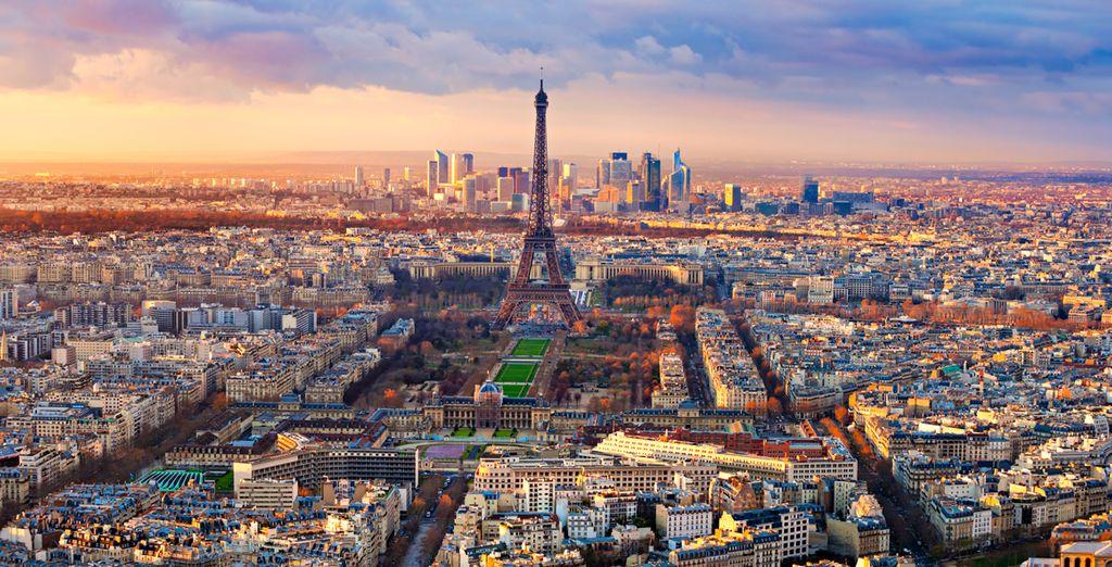 Passez un excellent séjour dans la capitale française !