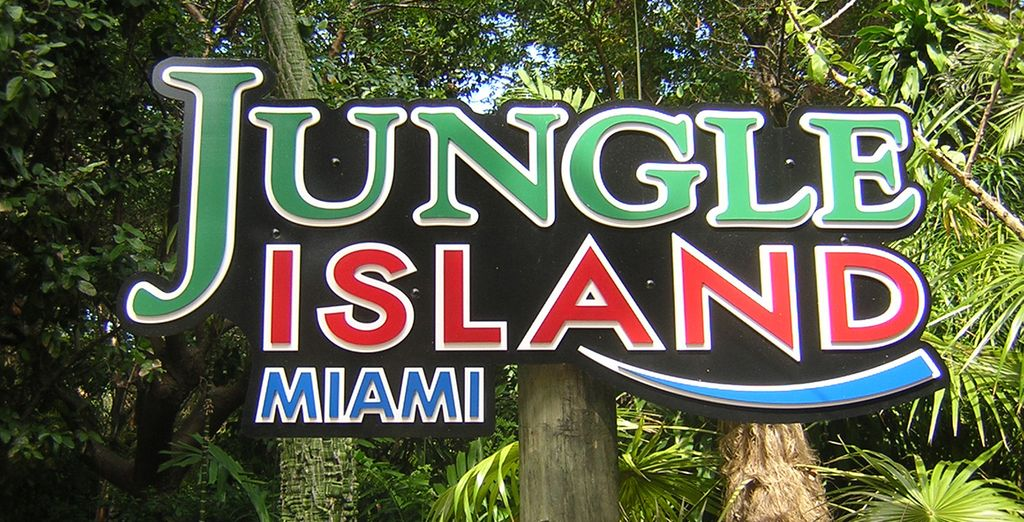 Sans oublier Jungle Island