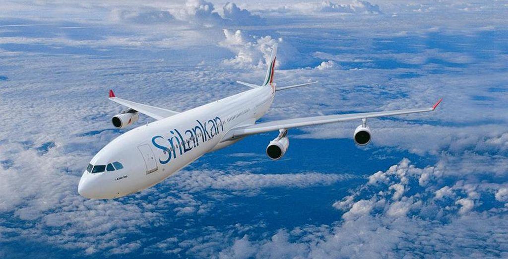La compagnie aérienne nationale du Sri Lanka