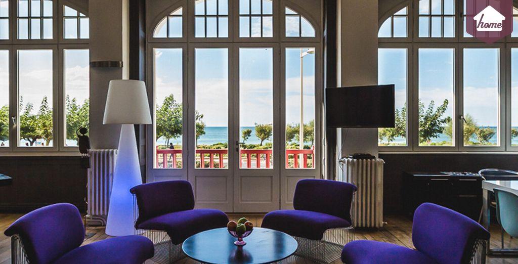 Bienvenue chez vous - Appartement 3 chambres pour 4-7 personnes (180m2) Biarritz