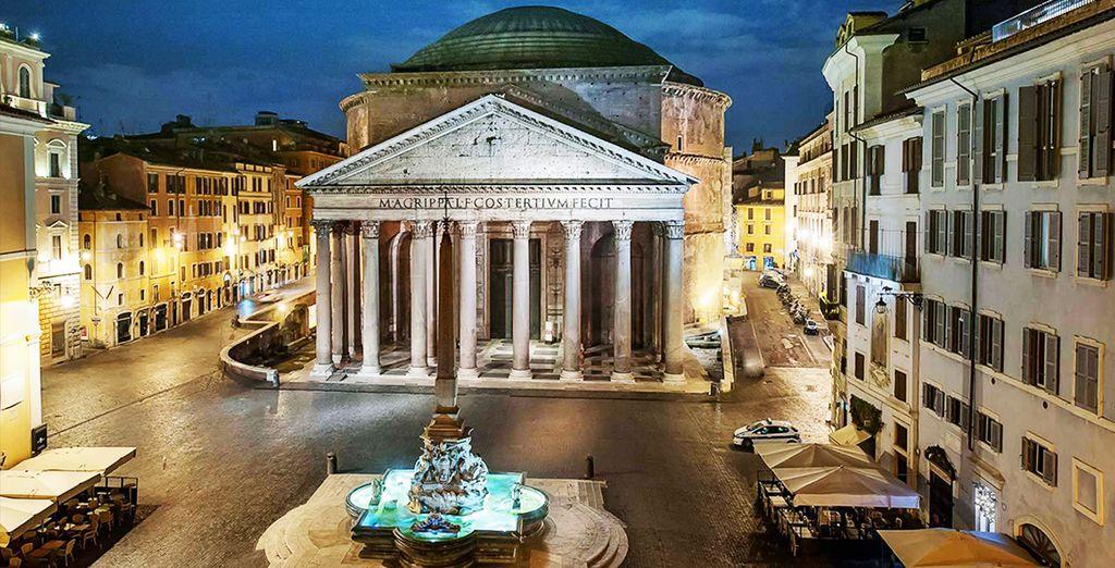 Sole Al Pantheon 4*