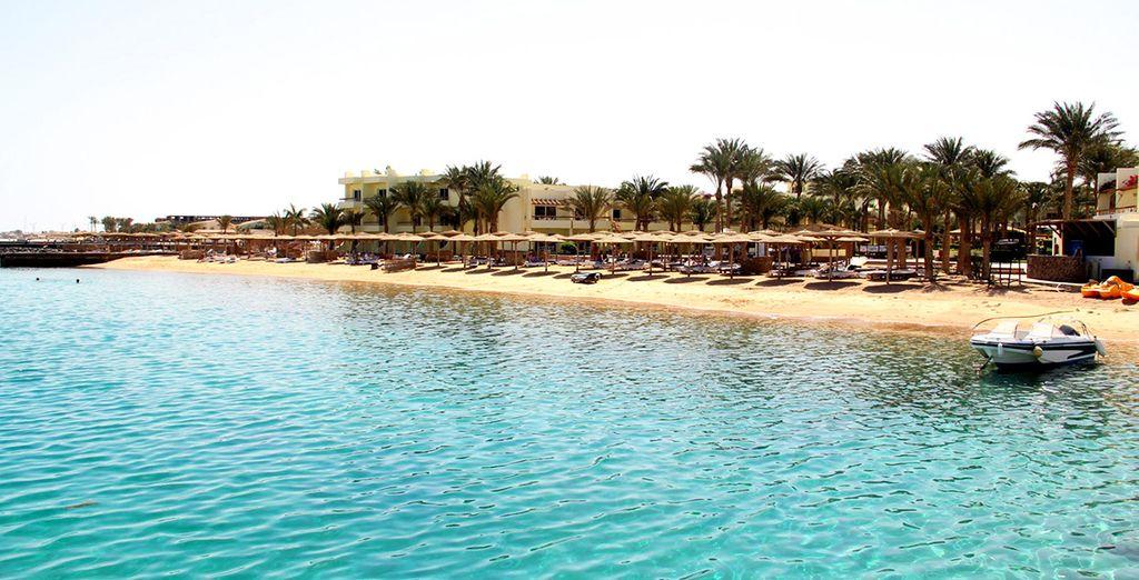 Envolez-vous pour un séjour en Egypte ! - Palm Beach Resort 4* Hurghada