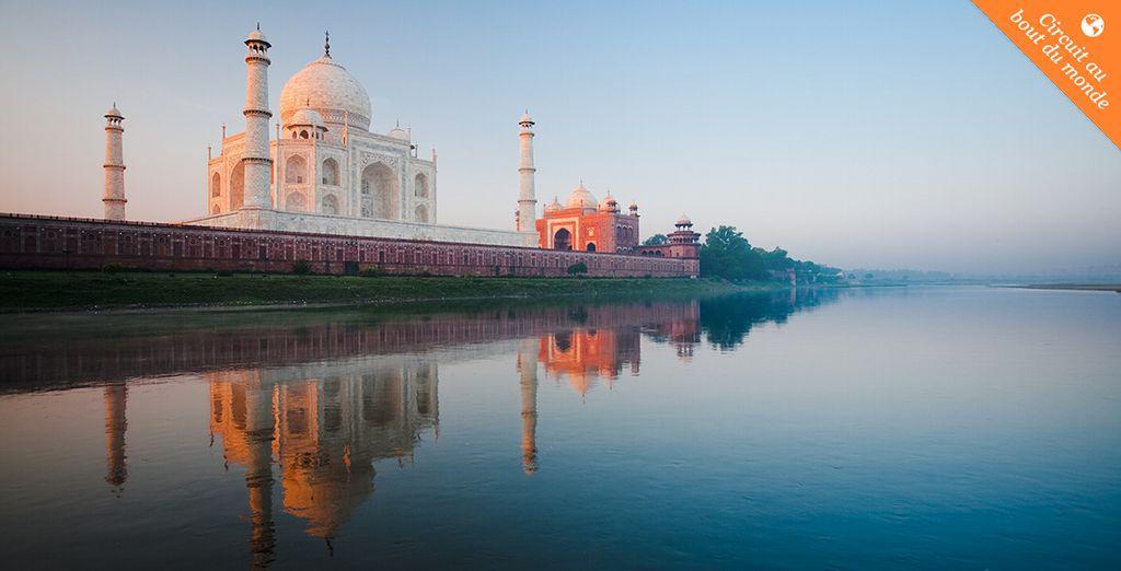 Partez pour un séjour riche en émotions… - Circuit Rajasthan en hôtels de prestige 5* en 10 jours/9 nuits New Delhi