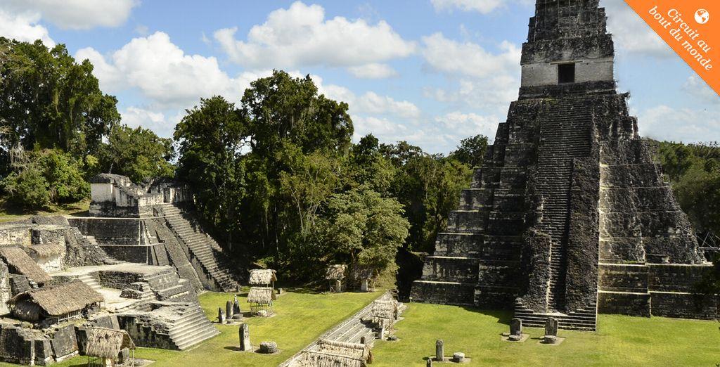 Au pays des Mayas... - Circuit