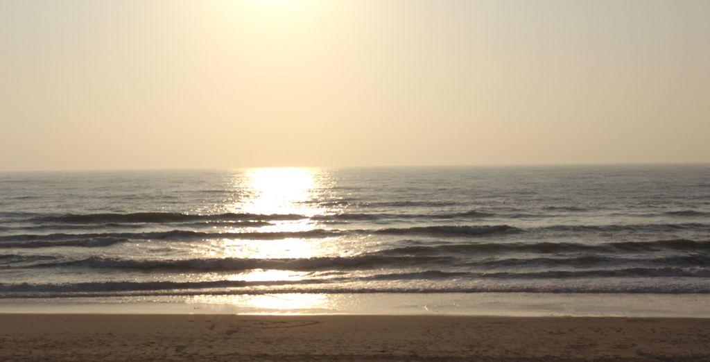 Bon séjour face à l'océan !