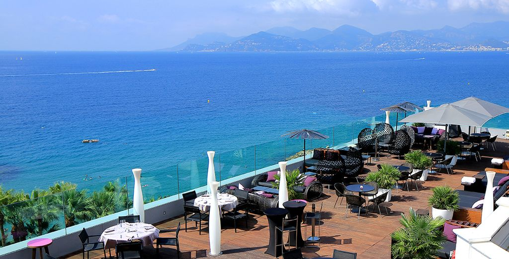 Rendez-vous au Radisson Blu 1835 Hôtel & Spa à Cannes !