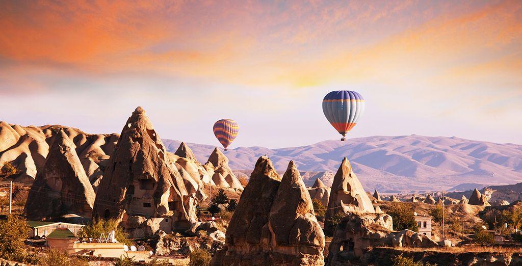 Bon séjour en Turquie !