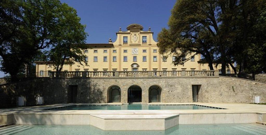 - Villa Le Maschere ***** - Toscane - Italie Barberino di Mugello
