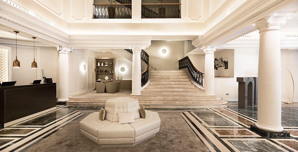 Offrez-vous une escapade madrilène dans un hôtel d'exception