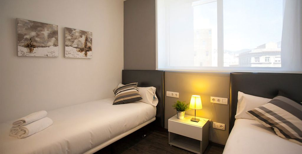 Appartement 4 : La seconde chambre