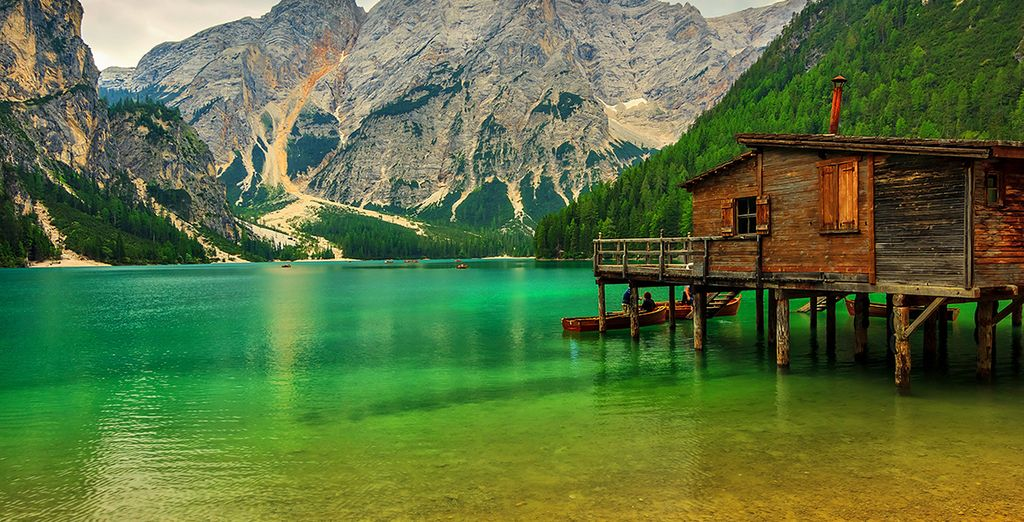 Au coeur d'une nature resplendissante et préservée...