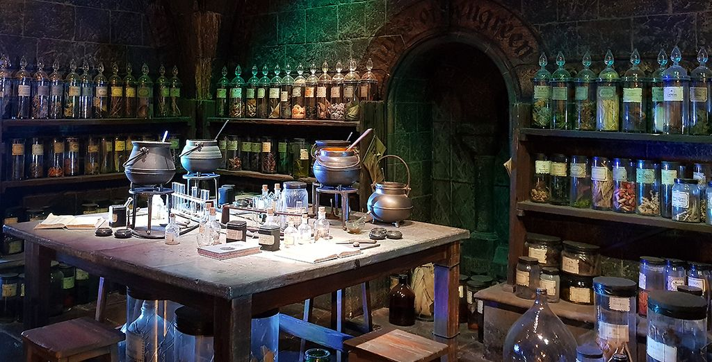 Harry Potter Studio - Voyage Prive