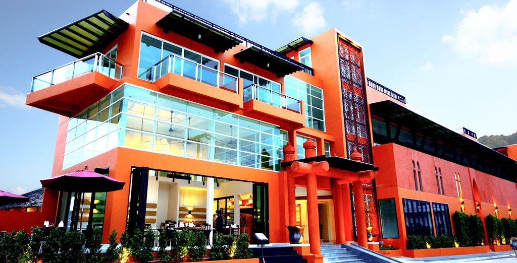 De l'hôtel The Small Krabi 4*