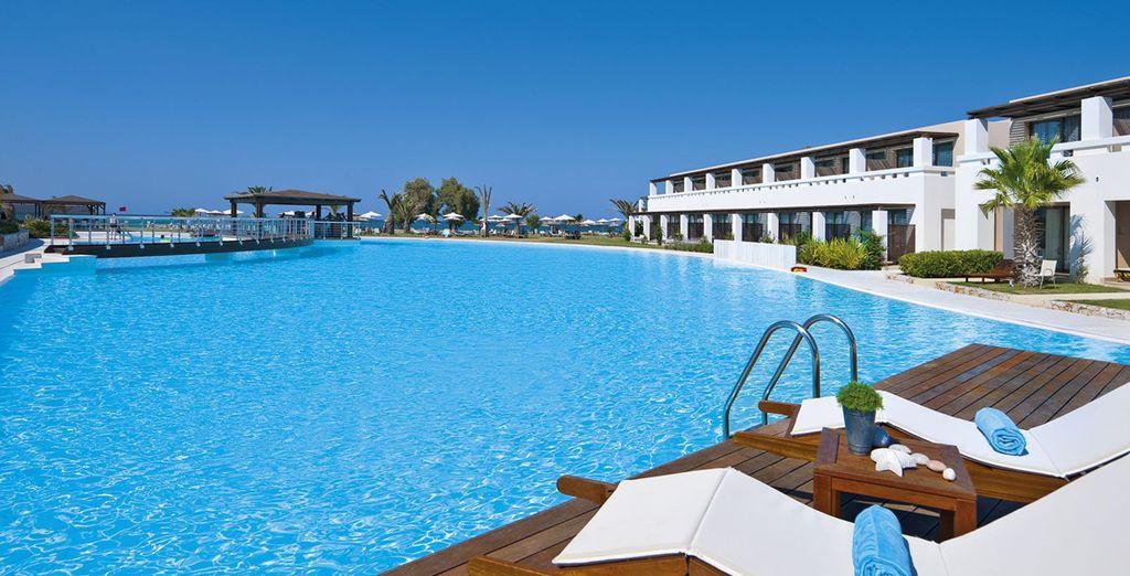 Bienvenue dans les îles Grecques ! - Cavo Spada Luxury Resort & Spa 5* Kolymvari