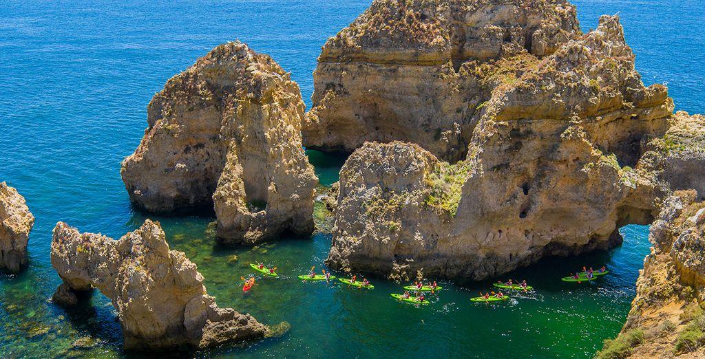 Dans cette magnifique région qu'est l'Algarve