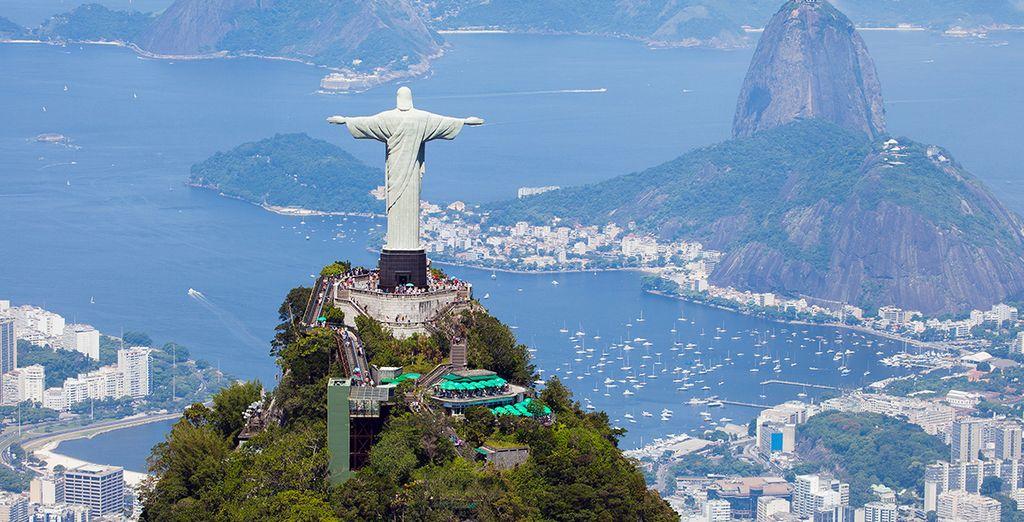 Partez au Brésil avec Voyage Privé