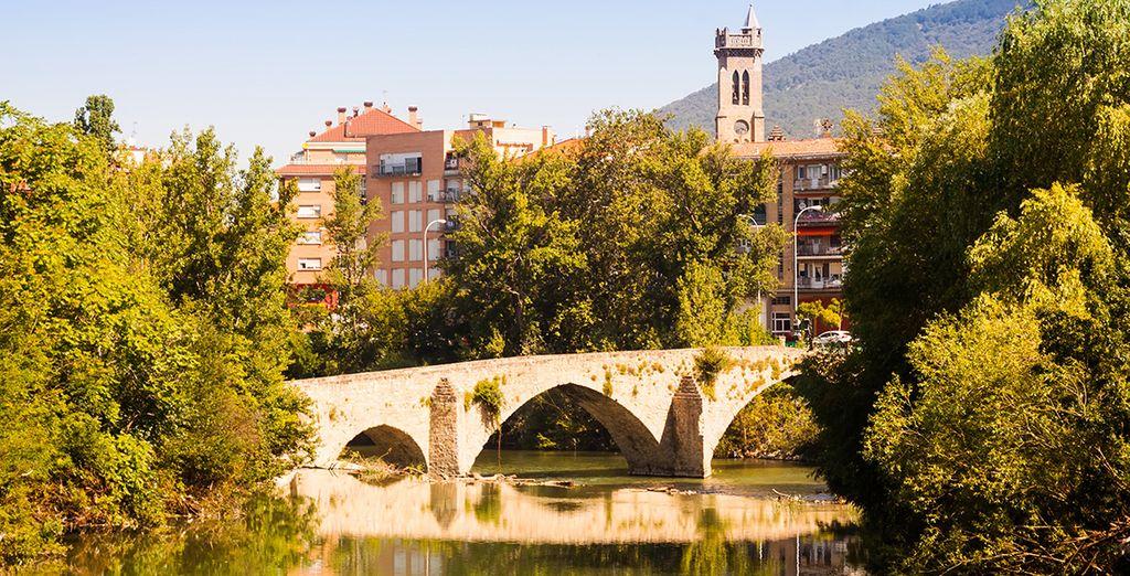 Envie d'Espagne pour vos prochaines vacances? - Abba Reino de Navarra 4* Pampelune