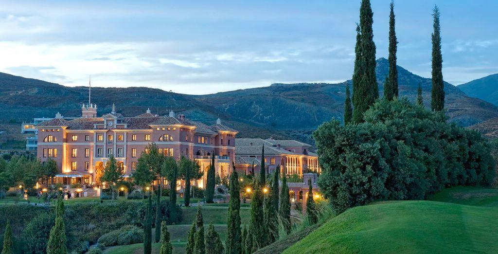 Poussez les portes du Villa Padierna Palace  5*