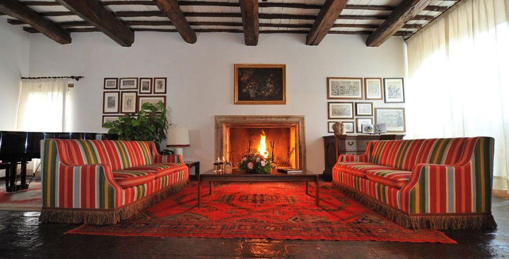 Cet élégant établissement au charme typique... - Hôtel Tre Vaselle Resort & Spa ***** Torgiano
