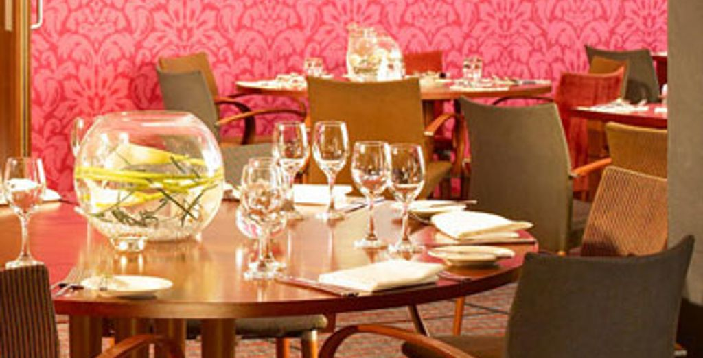 - Barcelo Edinburgh Carlton Hotel **** - Edimbourg - Royaume Uni Edimbourg