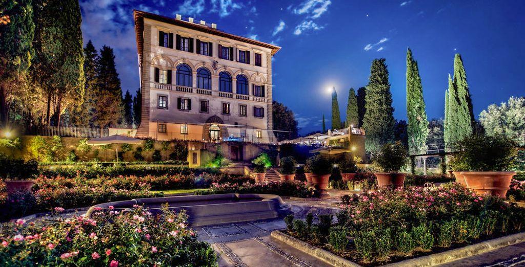 Vous rêvez d'une escapade de luxe dans le berceau de la Renaissance ?