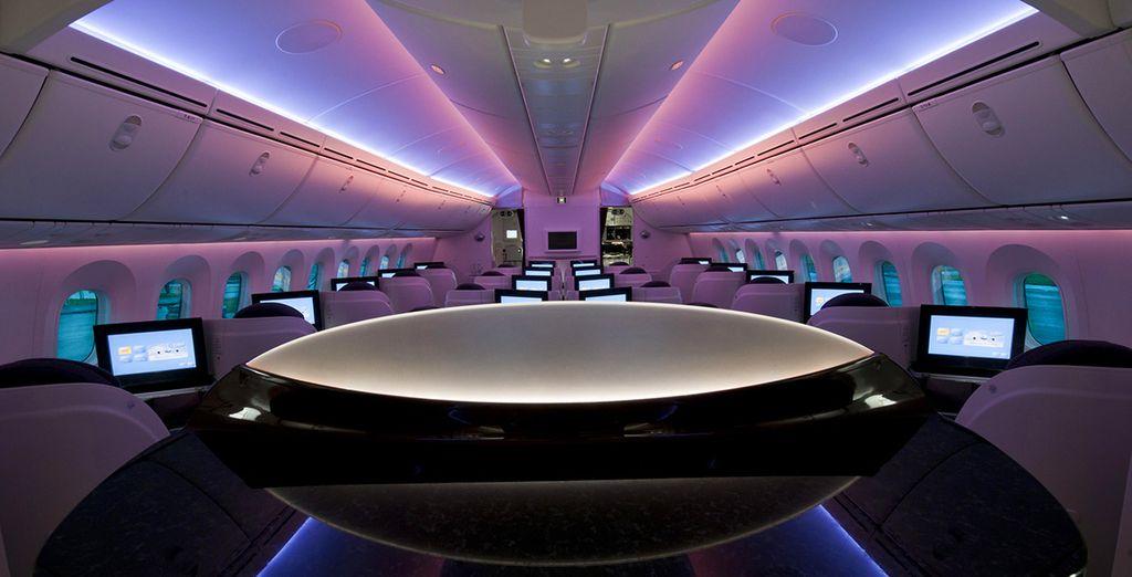 Empruntez l'A380...