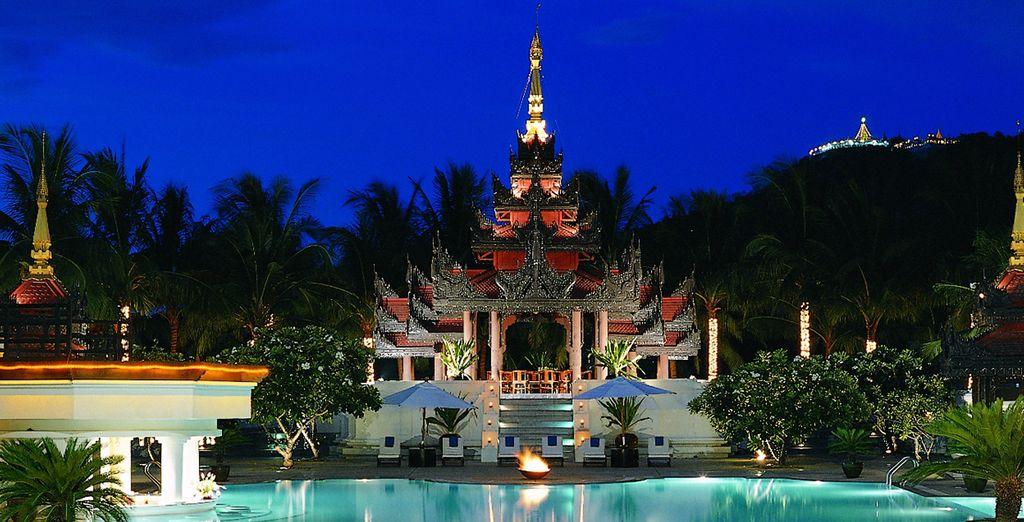 Avec une nuit au Mandalay Hill Resort 4*