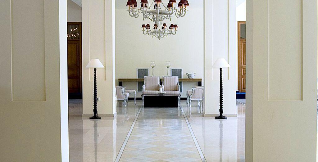 Un hôtel 4* design et élégant...