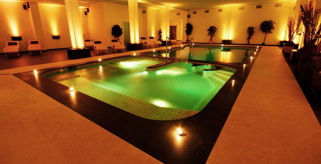 Profitez des installations de l'hôtel pour vous ressourcer et vous détendre en toute quiétude