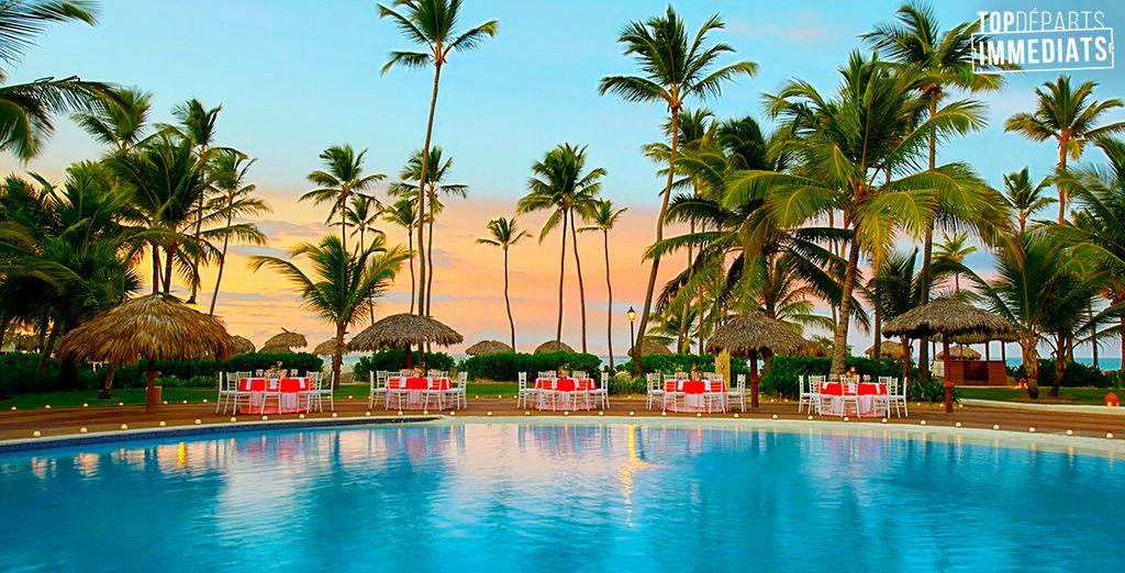 Vous étiez en train de rêver de vos prochaines vacances ? - Kappa Club Grand Punta Cana 4* Punta Cana