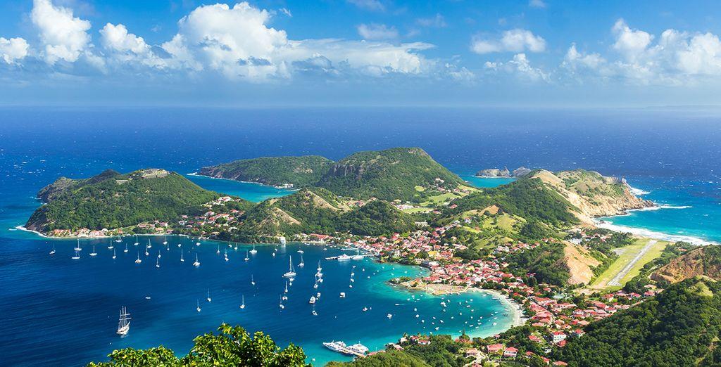Partez dans l'île paradisiaque de Martinique