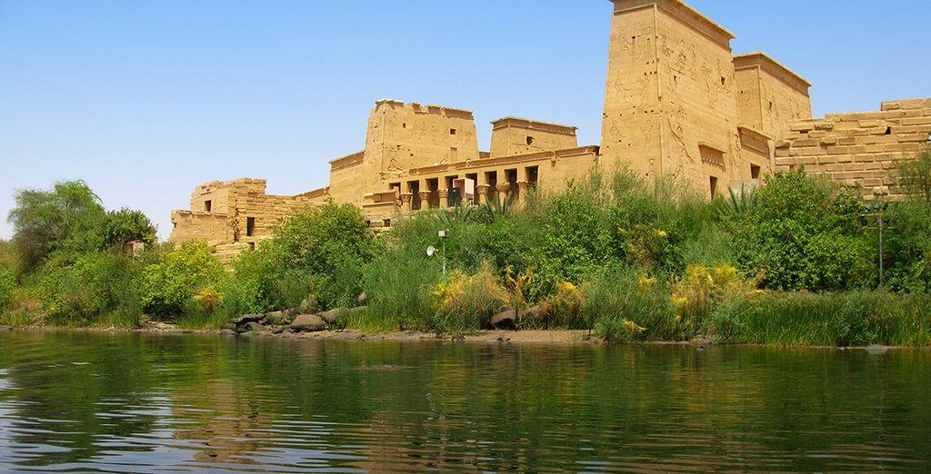 Envie de voguer sur les eaux du Nil? - Croisière Passion du Nil  ou Combiné Croisière Passion du Nil & Hôtel Marina Lodge 4* Marsa  Alam