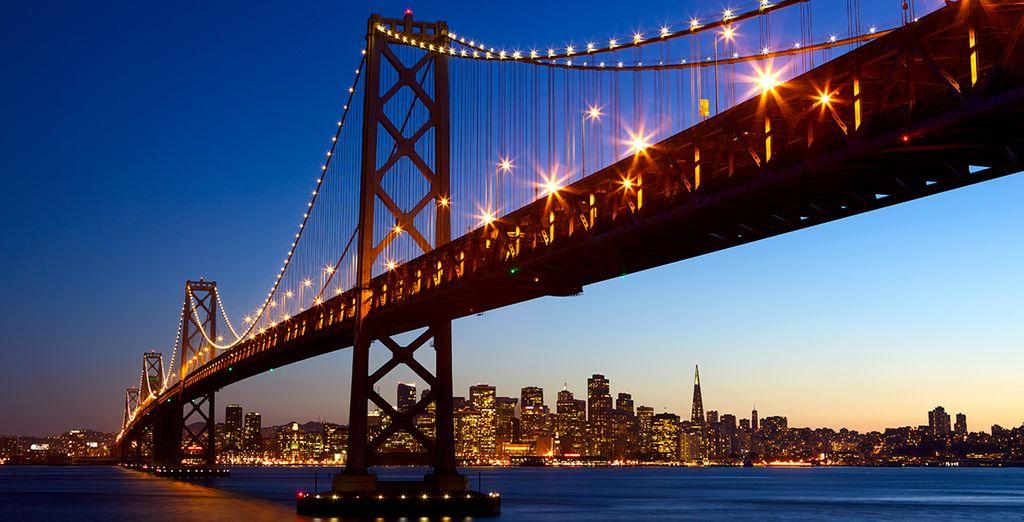 Envolez-vous pour San Francisco