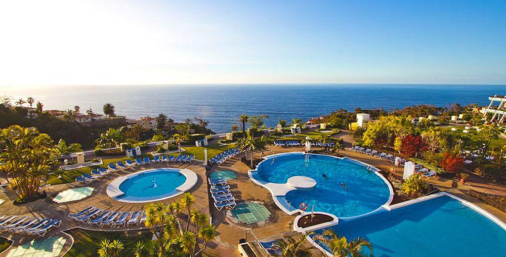 Bienvenue à la Quinta Park Suites & Spa - La Quinta Park Suites & Spa 4* Puerto de la Cruz