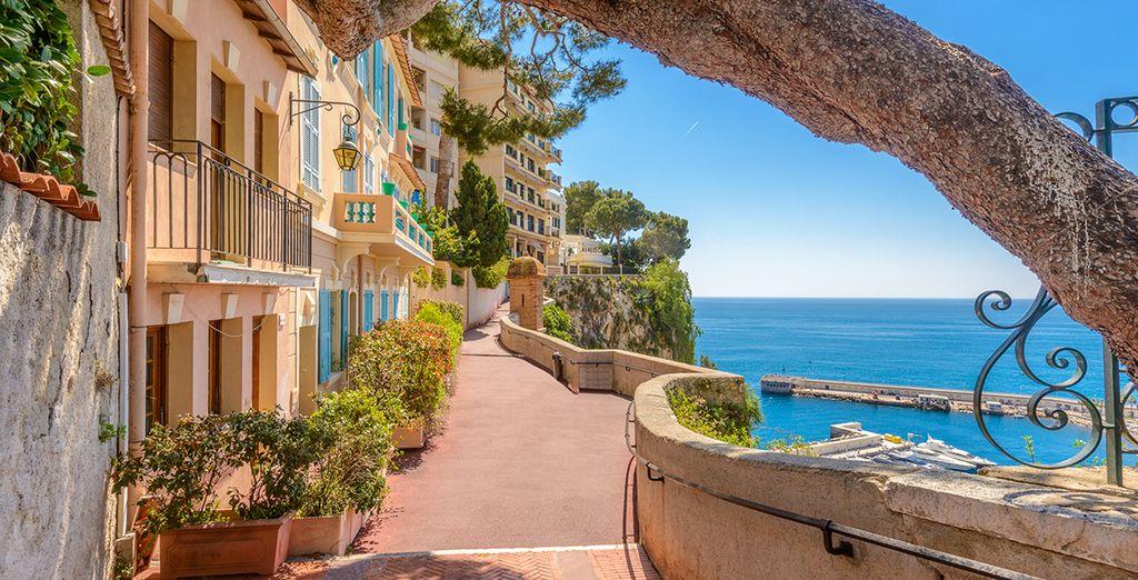 Villes et villages provençaux