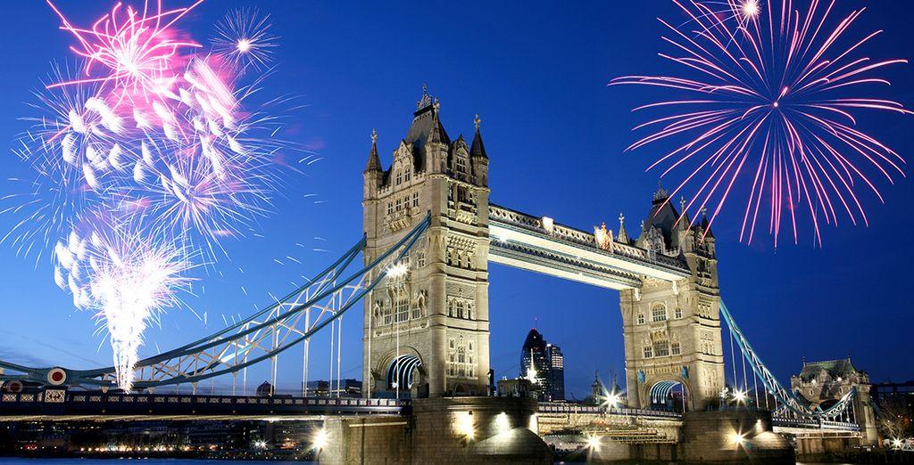 Envie de finir l'année en beauté ? - Hilton London Tower Bridge Hotel 4* Londres