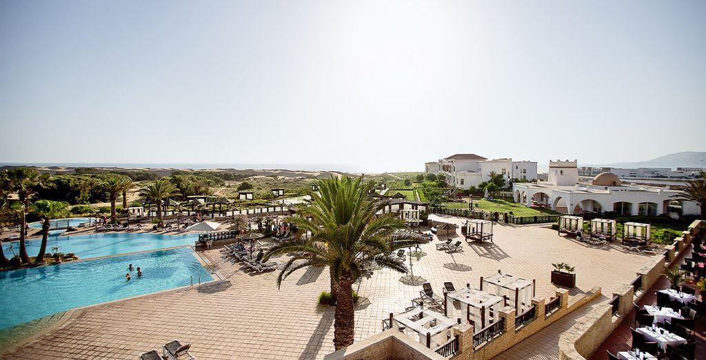 Hôtel Robinson Club Agadir 4*