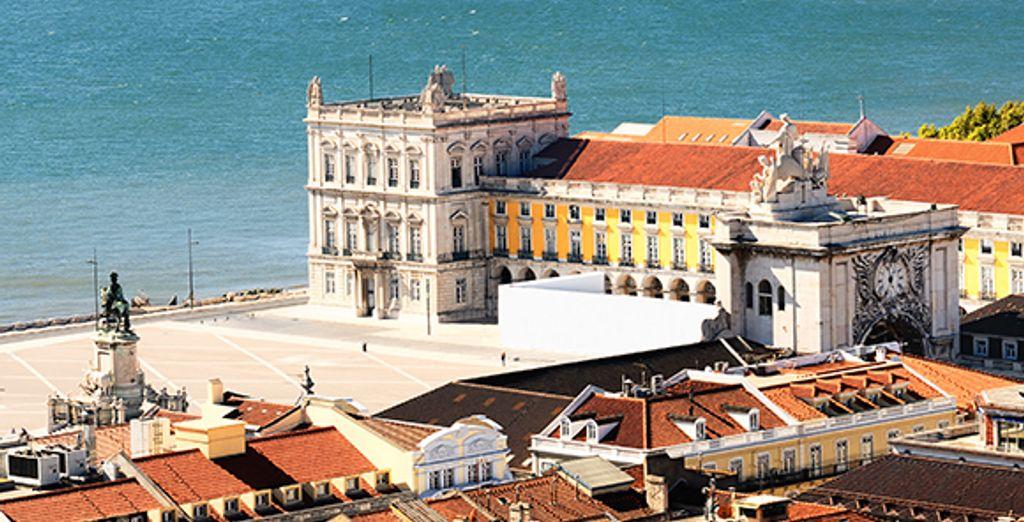 Revenez enchantés de votre séjour à Lisbonne