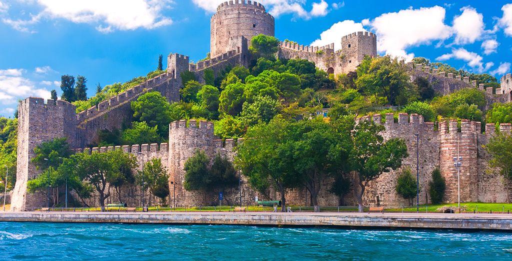 Parfaitement détendu, vous serez dans les meilleures pour poursuivre la visite d'Istanbul !