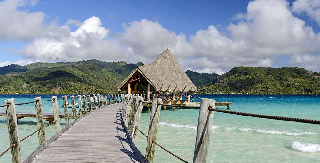 Combiné 4* dans les îles de Polynésie Française