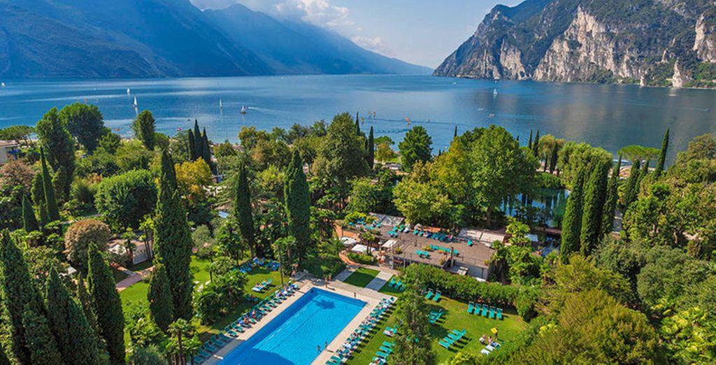 Hôtel du Lac et du Parc Grand Resort 4*
