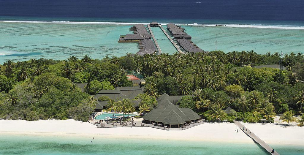 Envolez-vous ensuite pour les Maldives !