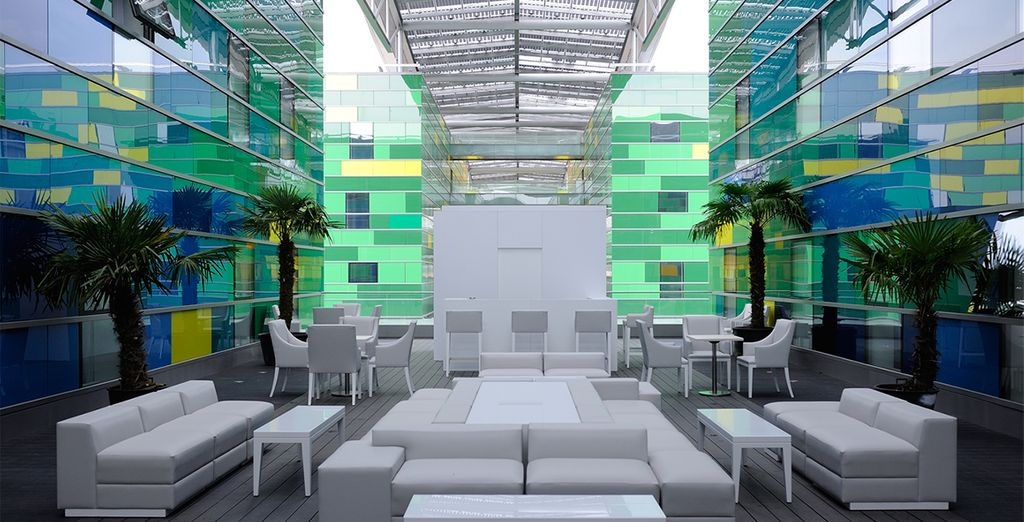 Posez vos valises dans un établissement design - Hôtel Quality Centre del Mon 4* Perpignan