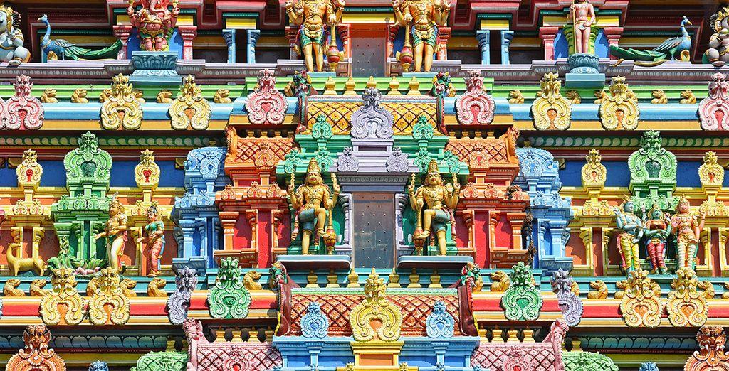 Et vous serez émerveillé par cette Inde poétique, colorée et épicée !