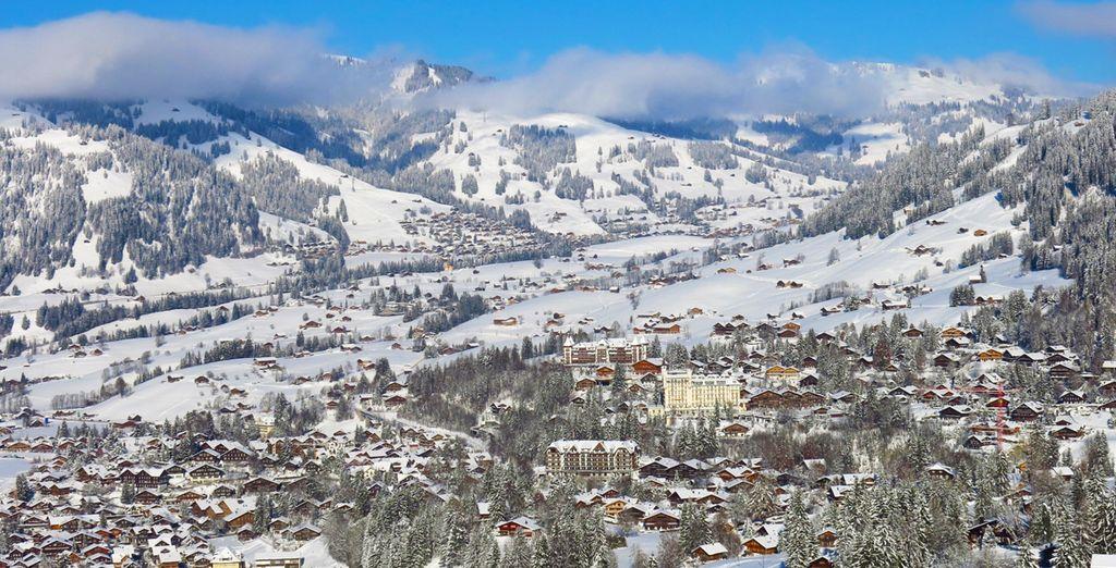 Passez des vacances au ski d'exception en Suisse