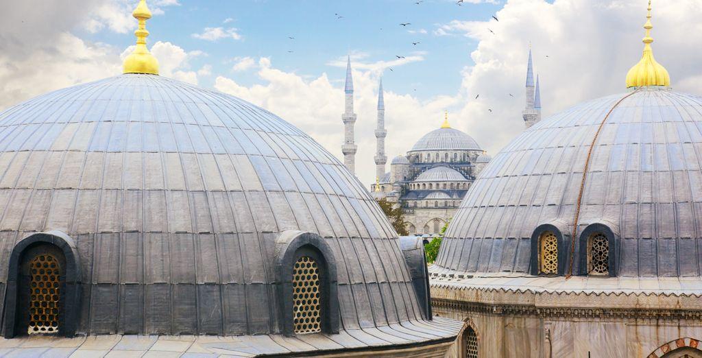 Le temps d'un séjour... - Circuit Les 2 Capitales Ottomanes : Istanbul & Bursa Istanbul