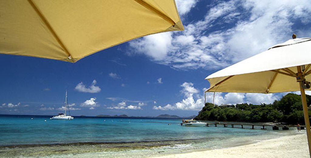Découvrez les joies des îles Grenadines