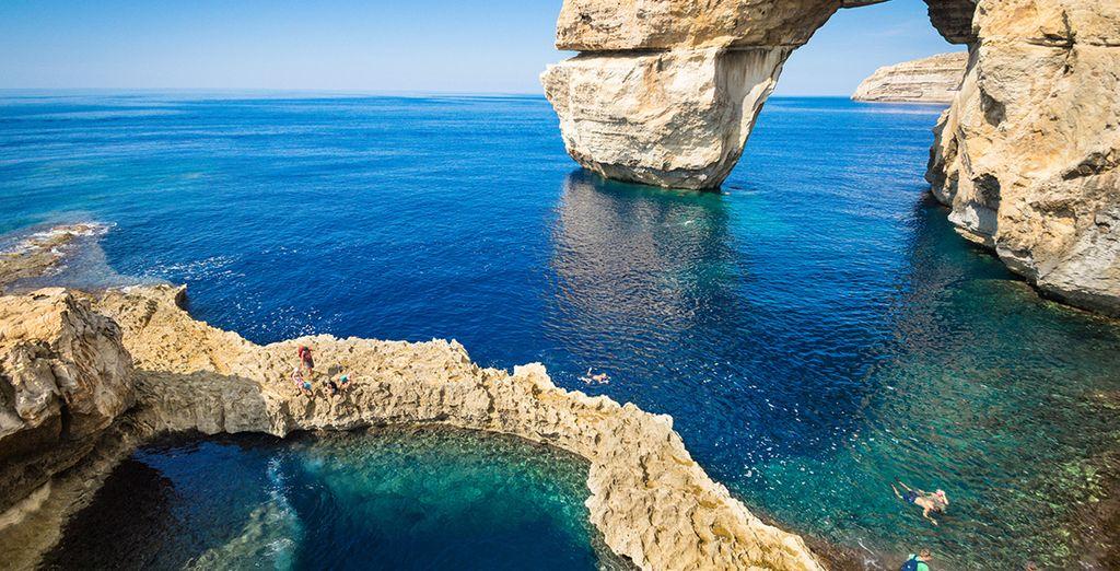 Découvrez la beauté de l'île de Malte
